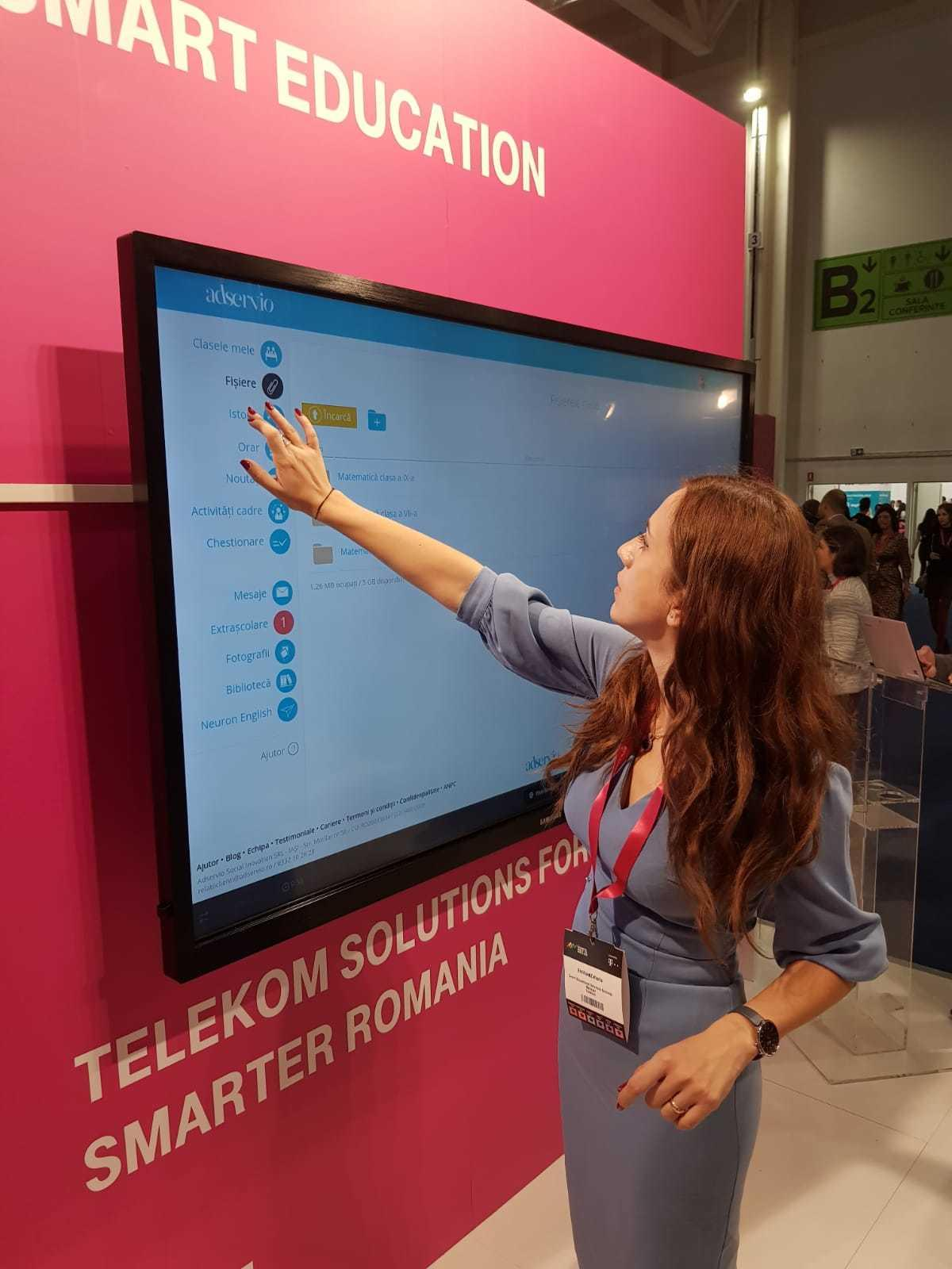 Adservio și Telekom România digitalizează școlile din orașul Buzău
