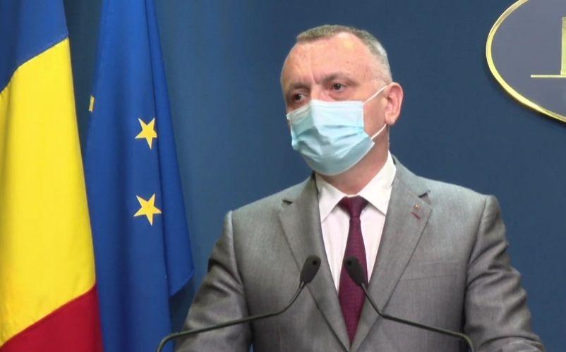 Sorin Cîmpeanu: Am agreat, sub rezerva validării CNSU, că vom ţine şcolile deschise până la pragul de 6 la mie