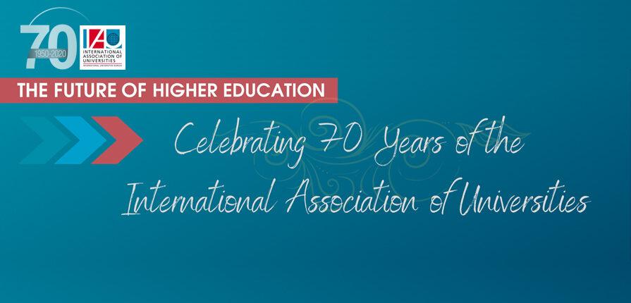 SNSPA marchează 70 de ani de la înfiinţarea Asociației Internaționale a Universităților (IAU)