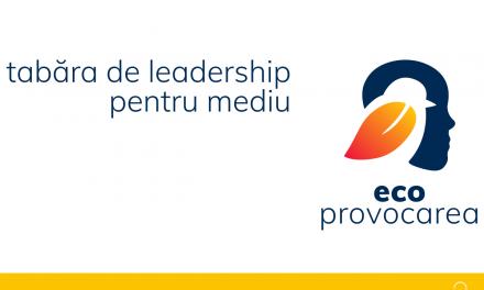 Tabăra de leadership pentru mediu Eco Provocarea a premat cei mai harnici liceeni ecologiști