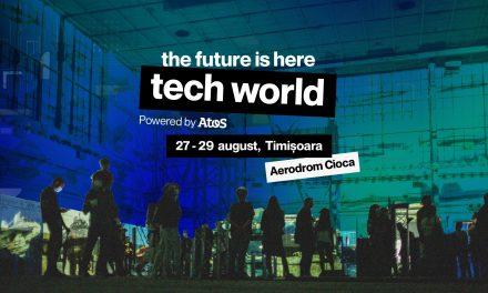 Universitatea Politehnica Timişoara a adus proiectele şi tehnologiile viitorului la Flight Festival – Tech World