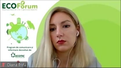 Diana Trifu (ECOTIC): Despre DEEE-uri, importanța reciclării corespunzătoare acestora și responsabilitățile APL-urilor