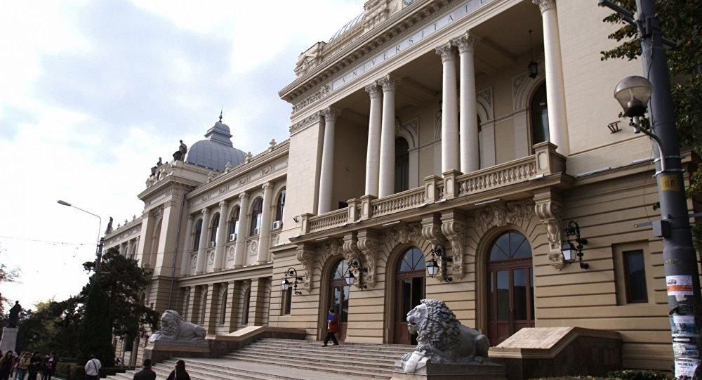 Parteneriat încheiat între UAIC şi Universitatea Naţională de Economie din Odesa