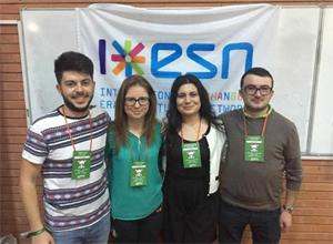 """Studenții Universității """"Petru Maior"""" aduc Erasmus Student Network (ESN) la Tîrgu-Mureș"""