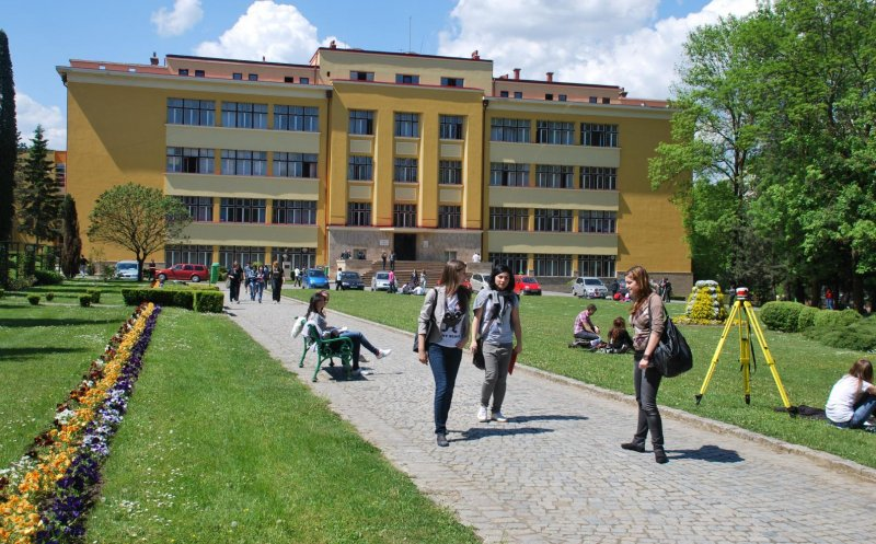 USAMV Cluj-Napoca  scoate la concurs 2.500 de locuri, dintre care 1.400 sunt bugetate