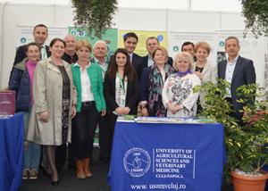Conferință regională organizată de USAMV Cluj-Napoca în cadrul proiectului internațional de cercetare HNVLink