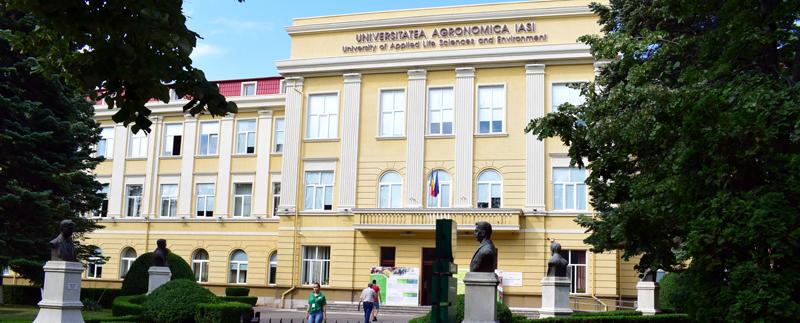 Burse suplimentate pentru studenții USAMV Iași