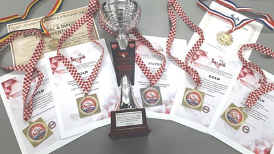 Echipa de cercetători a USV a obţinut cinci medalii de aur şi una de argint la INOVA Budi Uzor