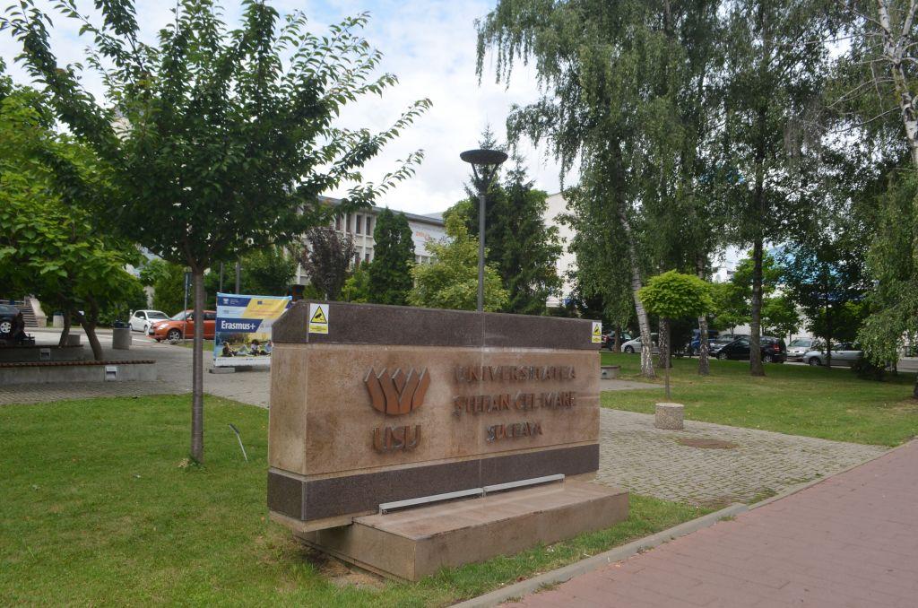 USV, în Top 10 universităţi din România, conform uniRank University Ranking