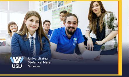 """Începe Admiterea 2021 la Universitatea """"Ștefan cel  Mare"""" din Suceava"""