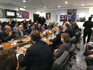 Conducerea Universității Tehnice Iaşi a negociat o potențială colaborare cu universitățile din Maroc pentru obținerea diplomelor duble