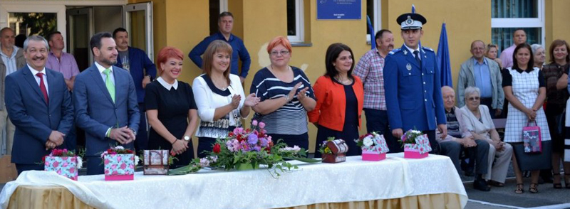 """Universitatea de Vest """"Vasile Goldiș"""", prezentă la deschiderea anului școlar 2017-2018 din cadrul celor mai prestigioase colegii arădene"""