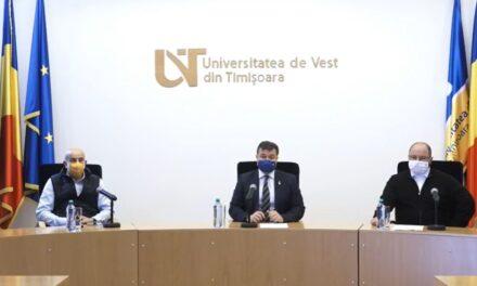 Universitatea de Vest Timişoara a lansat un program gratuit de recuperare post-COVID, prin sport