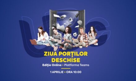 """Ziua Porților Deschise Online la Universitatea """"Vasile Alecsandri"""" din Bacău"""
