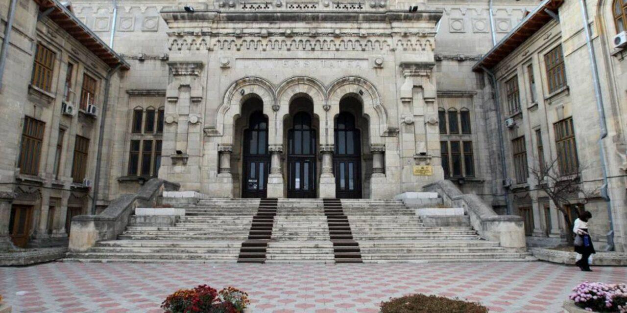 """Universitatea """"Dunărea de Jos"""" va începe online semestrul II"""