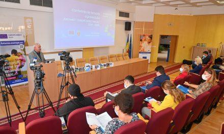 """Universitatea """"Vasile Alecsandri"""" din Bacău a lansat proiectul """"EUROPE DIRECT Bacău"""""""