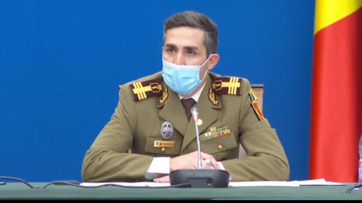 Valeriu Gheorghiţă: Miercuri începe procesul de vaccinare pentru personalul din învăţământ
