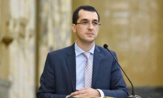 Vlad Voiculescu: Ministerul Sănătăţii nu are baza legală pentru achiziţionarea testelor pentru şcoli