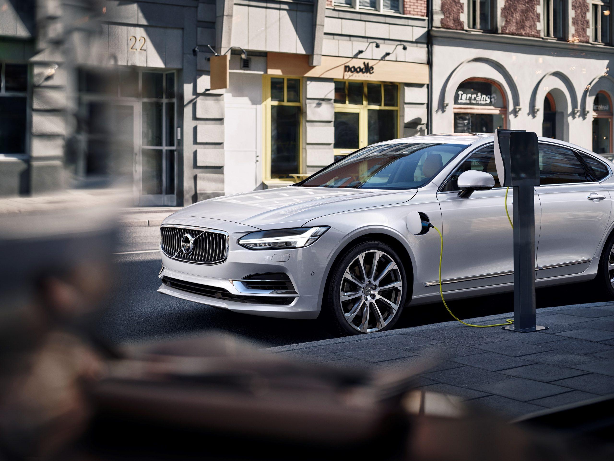 Volvo – viitorul nostru este electric