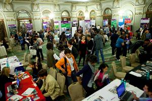 Universităţi şi licee internaţionale îşi vor prezenta oferta educaţională la World Education Fair