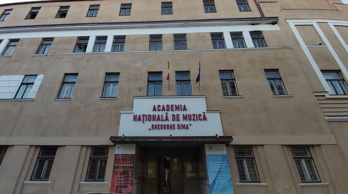 """Academia de muzică """"Gheorghe Dima"""" din Cluj-Napoca va fi modernizată cu bani de la guvern"""