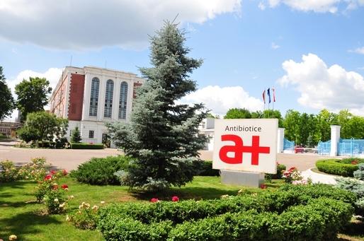 Compania Antibiotice Iaşi a afişat un profit în creştere cu 25%, după primul trimestru din 2020