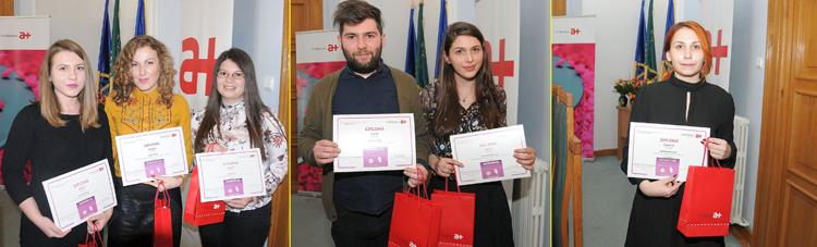 """Ideile studenților mediciniști au fost premiate la concursul """"Antibioticele – folosește-le cu grijă! Fiecare este responsabil!"""""""