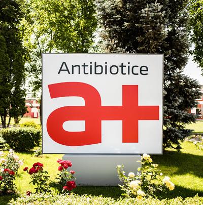 Compania Antibiotice a încheiat primul semestru cu un profit net de 22,3 milioane lei, în creştere cu 11%