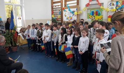 """Proiectul """"România Centenară"""" la Arad"""