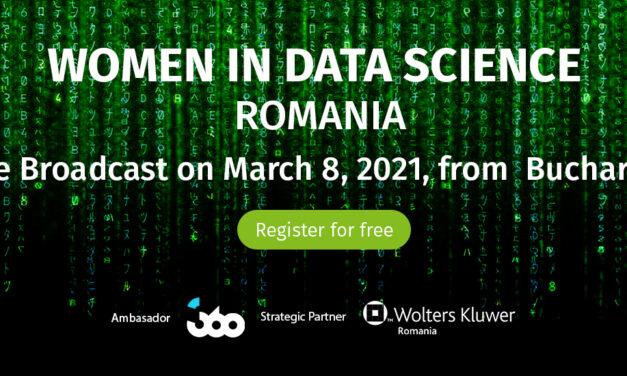 Women in Data Science (WiDS) – premieră în Romania
