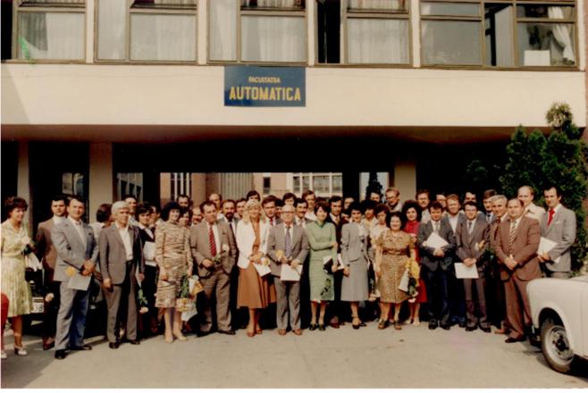 Pionierat în Computing la Universitatea Politehnica București