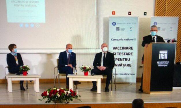 Sorin Ion (Ministerul Educaţiei): Învăţământul online şi sistemul hibrid de predare nu vor dispărea după pandemie