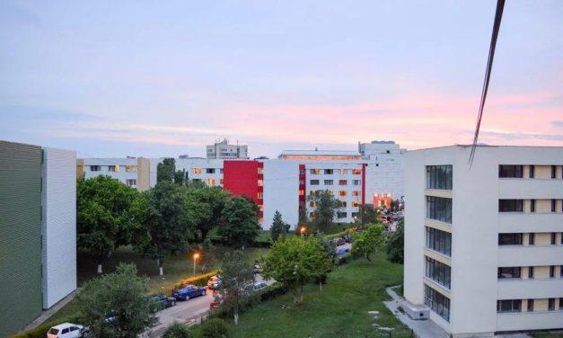 O lună de cazare gratuită în Campusul 'Tudor Vladimirescu' pentru studenţii vaccinaţi de la TUIASI