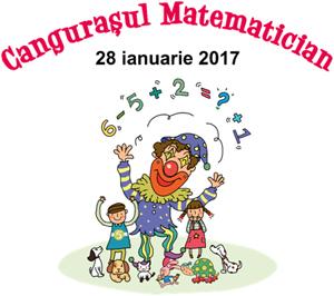 Pe 28 ianuarie are loc Cangurașul Matematician, un test-grilă cu probleme distractive pentru elevi din clasele I, a II-a și a III-a