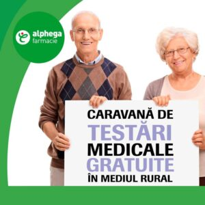 """""""Nu am făcut destul"""" – Caravana de testări medicale gratuite în mediul rural"""
