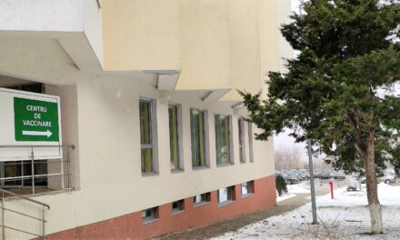 Centrul de vaccinare de la USAMV Iași a devenit operațional