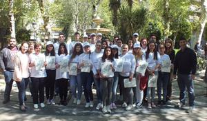 Elevi ai Colegiului Tehnic Cărăşan Reșița, participanți la un proiect Erasmus + în Spania