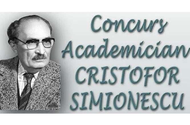 """Peste 1.000 de elevi participă la concursul """"Acad. Cristofor Simionescu"""", organizat pentru prima dată online"""