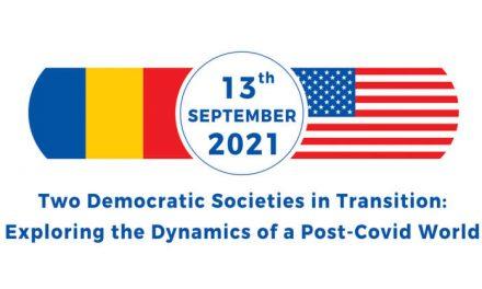 """Conferinţă internaţională despre explorarea dinamicii unei lumi post-COVID, la Universitatea """"Danubius"""" din Galați"""
