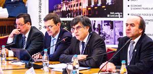 Probleme de actualitate pentru învăţământul superior românesc vor fi dezbătute la întâlnirea Consorţiului Universitaria
