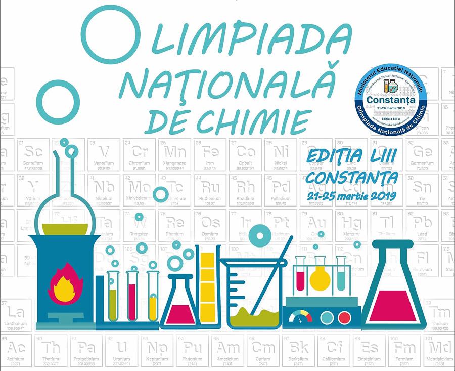 La Constanţa are loc Olimpiada Naţională de Chimie