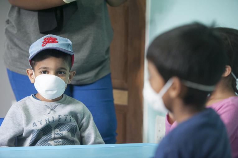 UNICEF: Nu lăsați copiii să devină victime ascunse ale pandemiei de COVID-19!