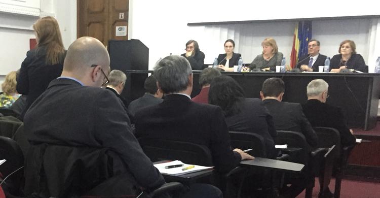 Admitere la INM: modificarea tematicii de concurs a fost dezbătută cu Facultățile de Drept