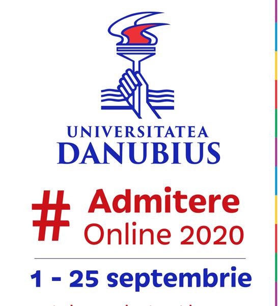 """Nou program de studii în cadrul Facultății de Științe Aplicate a Universității """"Danubius"""" din Galați"""