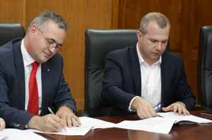 Parteneriat public-privat pentru resursele regenerabile de energie, semnat la Galați