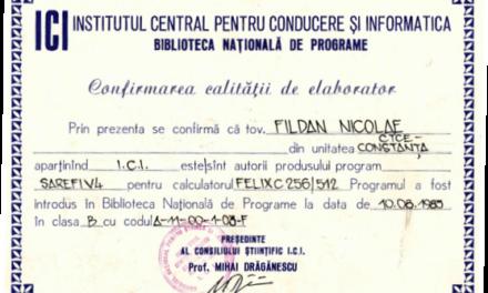 O istorie ce trebuie cunoscută: proiectul ROINFO, Centrele Teritoriale de Calcul Electronic