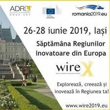 """Iaşi: Peste 200 de participanţi din 33 de ţări la conferinţa """"Săptămâna Regiunilor Inovatoare din Europa"""""""