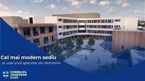 La Cluj-Napoca se construieşte cea mai modernă şcoală specială din ţară, care va avea o grădină senzorială