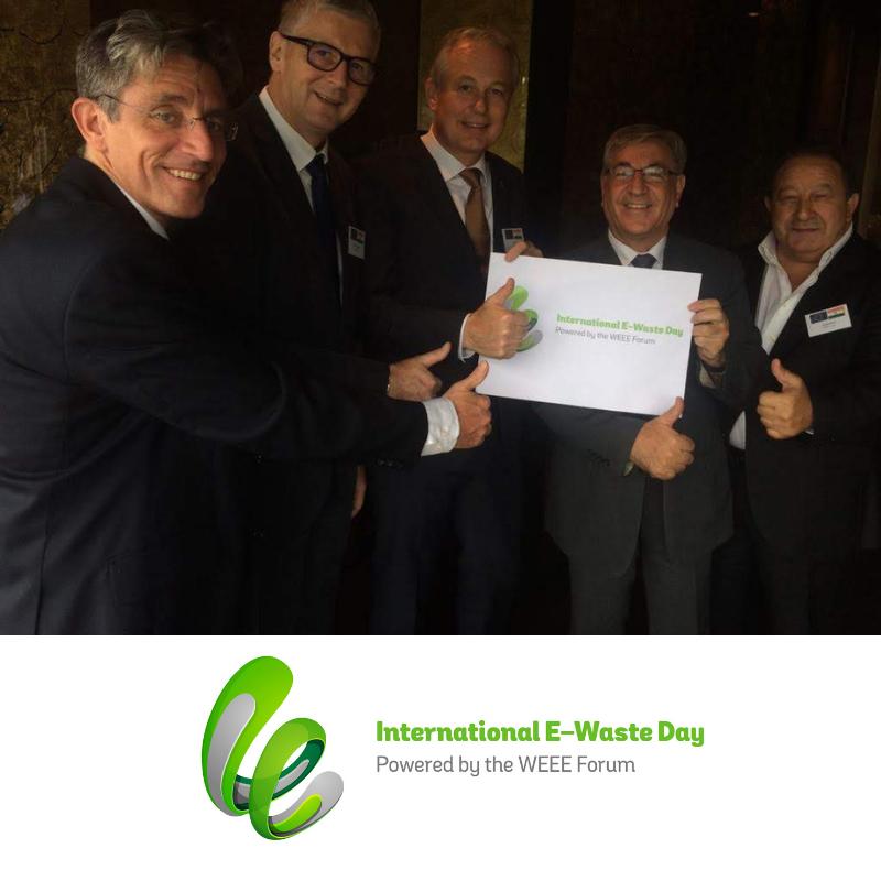 International e-Waste Day, la prima ediție