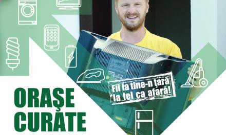 ECOTIC organizează noi campanii de colectare deșeuri electrice cu premii